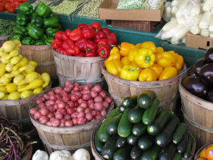 Downtown Farmer's Market @ Downtown Grand Avenue | Laramie | Wyoming | United States