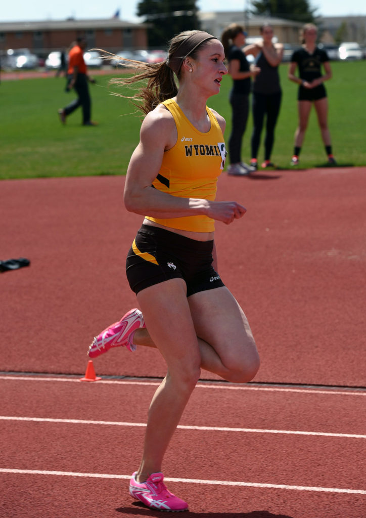 Brogan Collects Mw Female Track Athlete Of The Week Hits 106