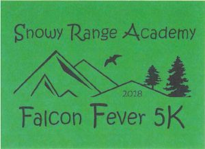 Falcon Fever 5K @ Laramie Athletics Field | Laramie | Wyoming | United States