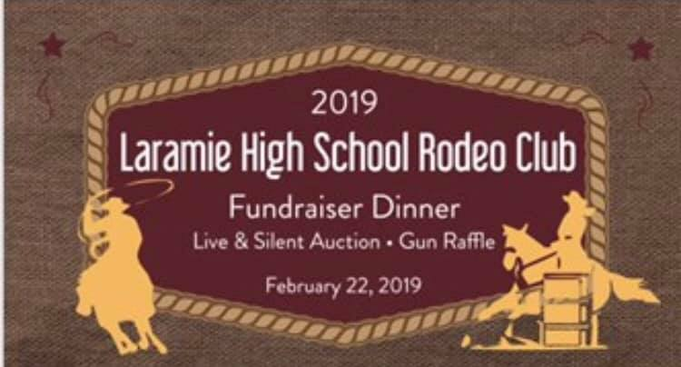 Laramie High School Rodeo Club Fundraiser Dinner